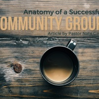 Anatomy of a Successful Community Group