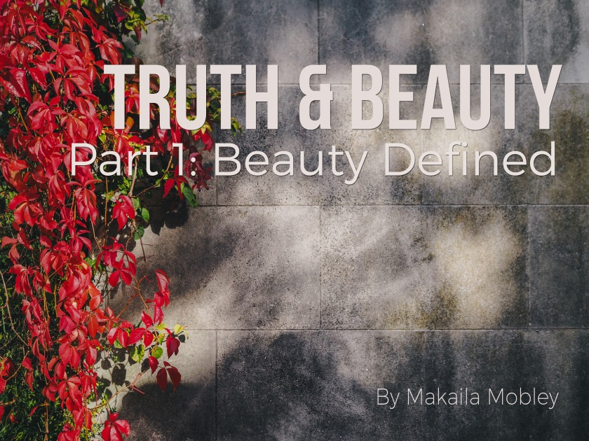 Truth and Beauty 1