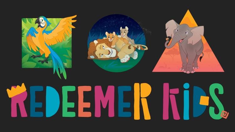 Redeemer Kids Characters