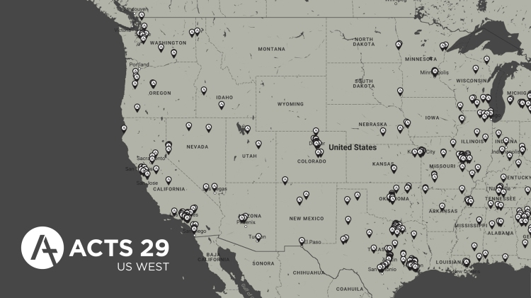 Acts29 West Map