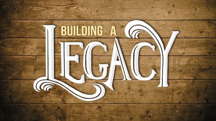 Building a Legacy Logo