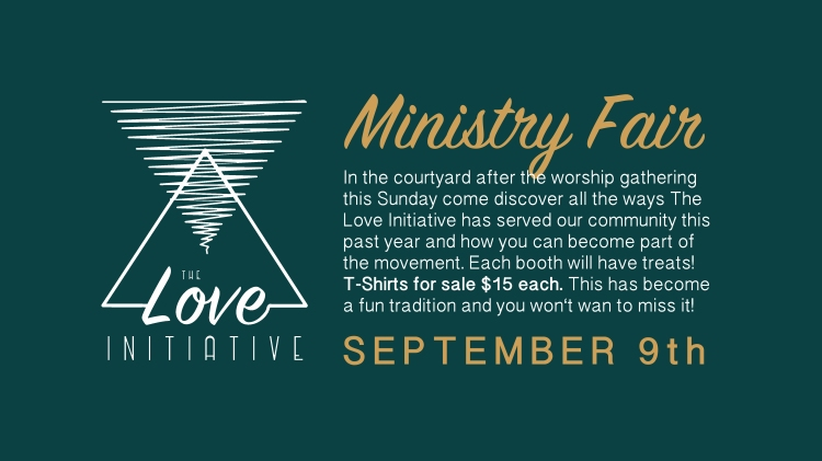 Love Initative Fair Slide